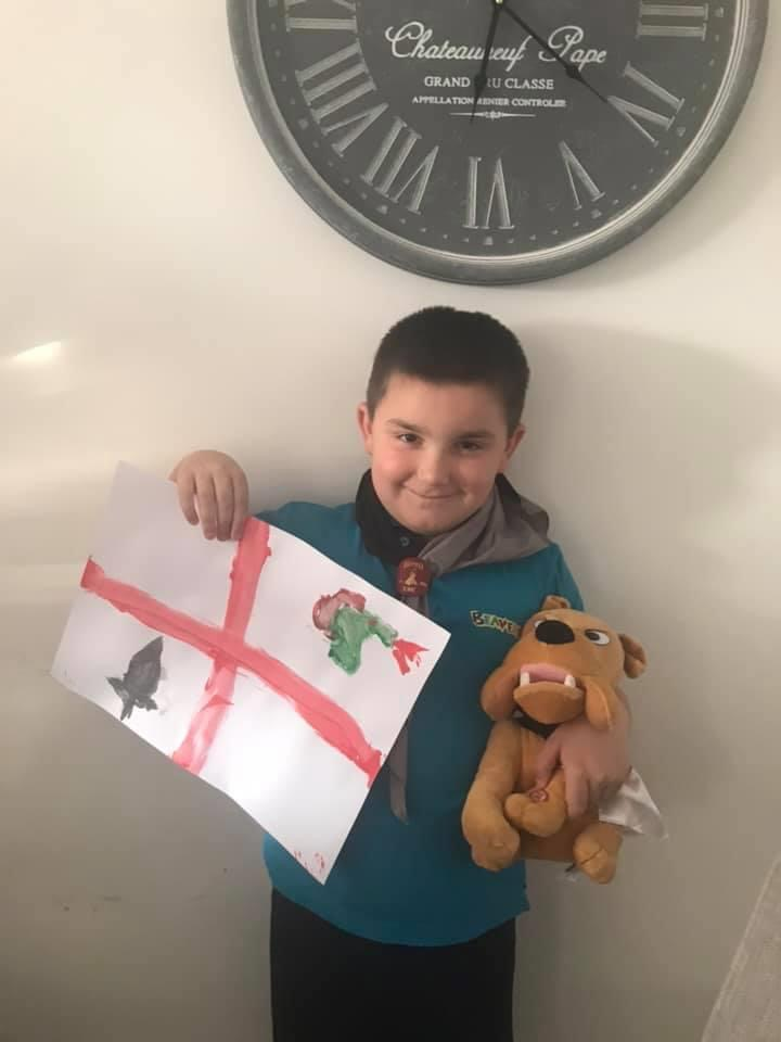 St. George's Day Challenge 2020